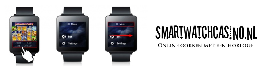 Smartwatch Casino